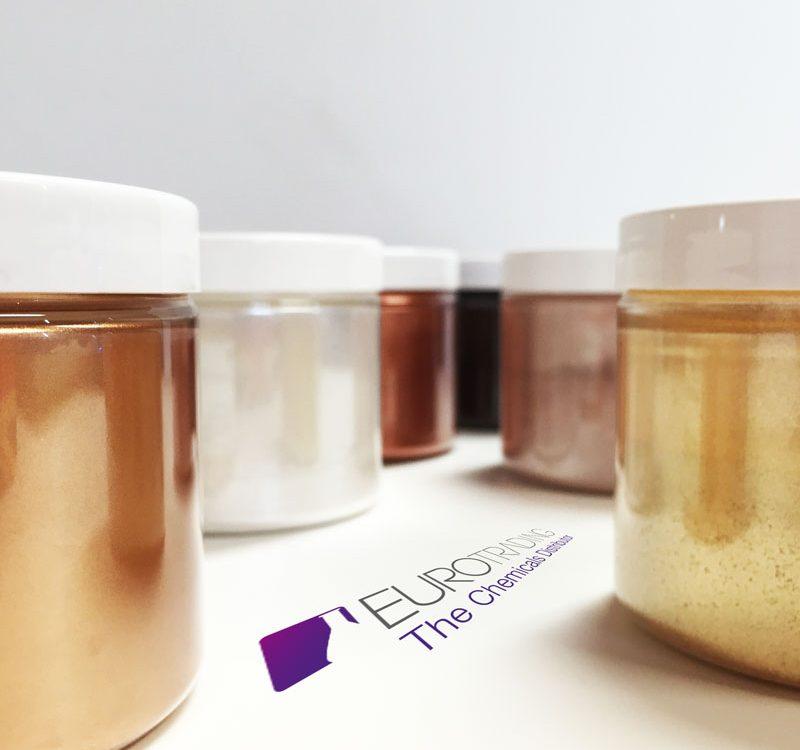 Pigmenti per lo skin care