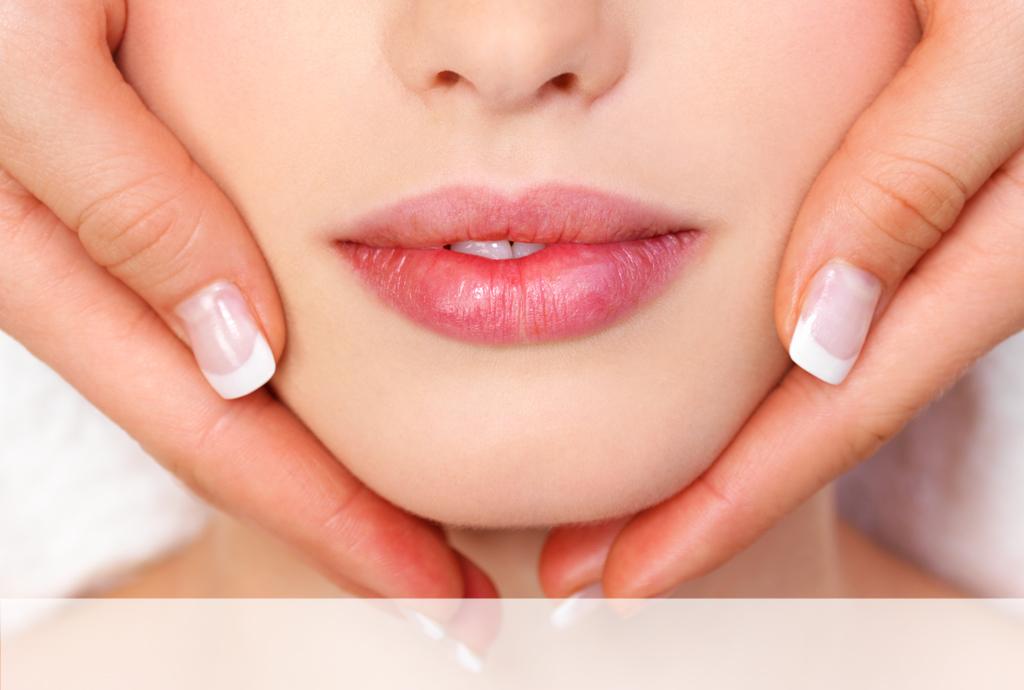 Fase 1: preparazione labbra
