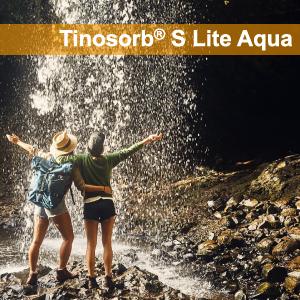 TINOSORB S LITE AQUA: maggiore flessibilita per la fase acquosa | ULTRA VIOLET: pigmenti per un 2018 dal look espressivo