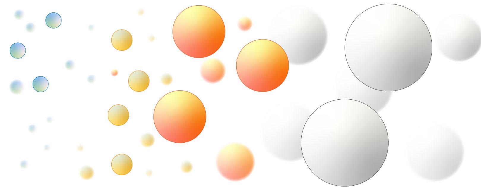 Filtri solari nano VS filtri comuni