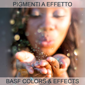 Pigmenti a effetto a base di mica naturael BASF Color&Effects