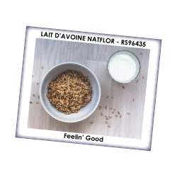 LAIT D'AVOINE NATFLOR