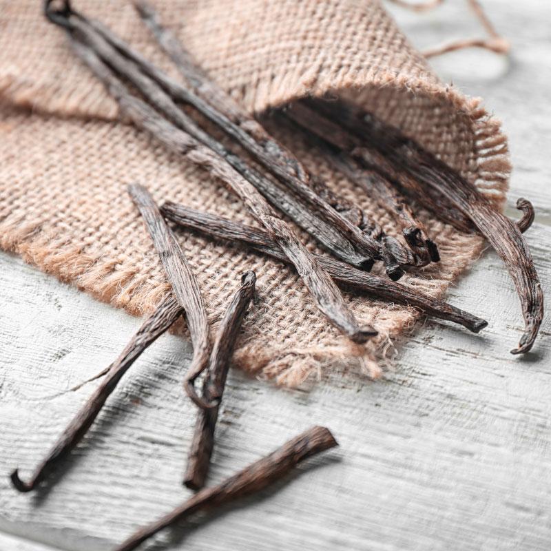 Vanilla Scrub Dry Skin Butter COD. BSS030919E