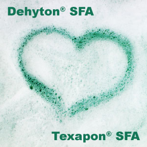 Dehyton SFA e Texapon SFA