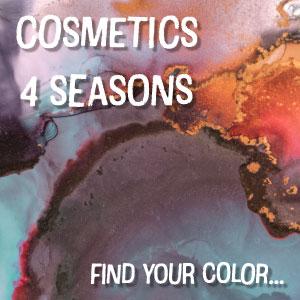 Cosmetics 4 season il toolkit formulativo che esalta i pigmenti a effetto