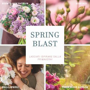 Mini collezione di fragranze: è arrivata la primavera!