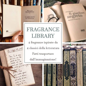 FRAGRANCE LIBRARY