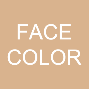 make-up therapy face color