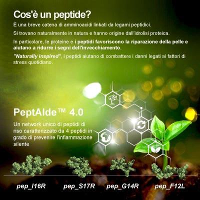 Che cos'è un peptide? Una breve catena di amminoacidi